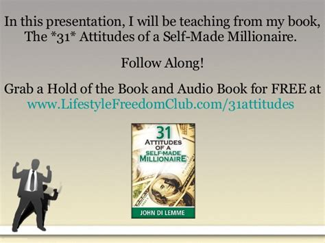 secrets self made millionaires teach their books 10 simple yet highly productive attitudes of self made