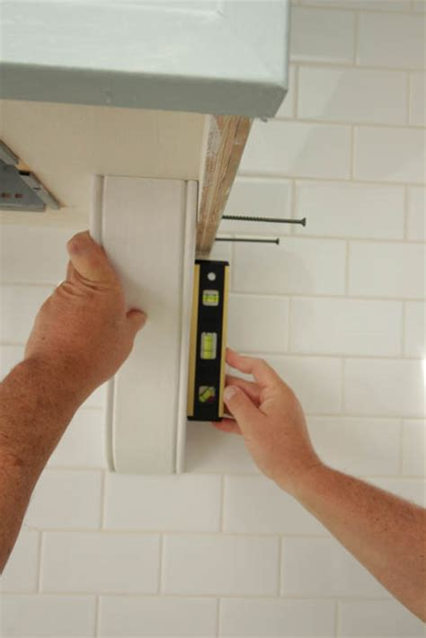 Corbel Installation Up The Kitchen Drama How To Add Corbels To A Wooden