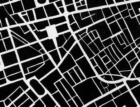 grid pattern of streets non 2 urban fabric