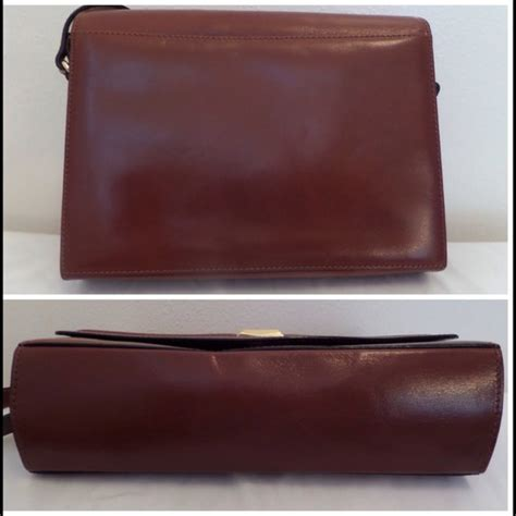Bally Bag 10 Flap Expendable bally bally cognac leather vintage flap shoulder bag