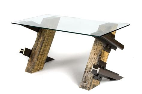 Railroad Tie Coffee Table 17 Best Images About Tables On Pinterest Industrial Reclaimed Wood Table Top And Cable Spool