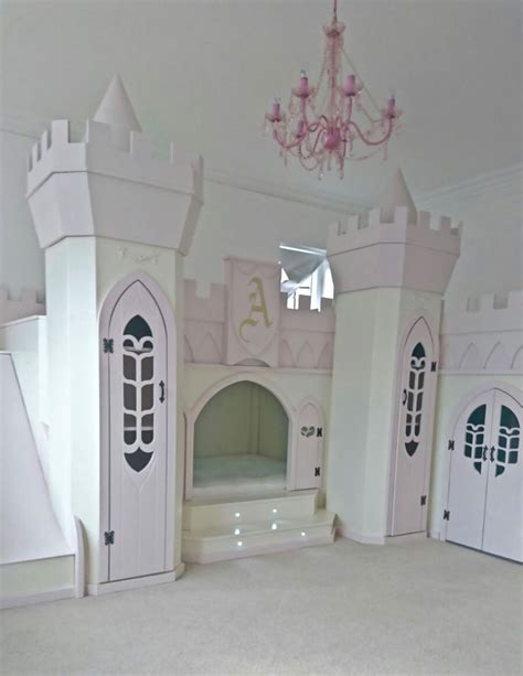 25 best ideas about castle bed on princess