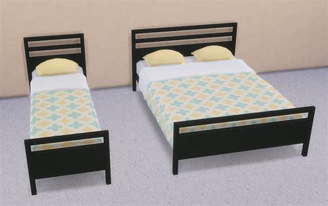 sims  custom content finds veranka scc contrast bedroom  converted