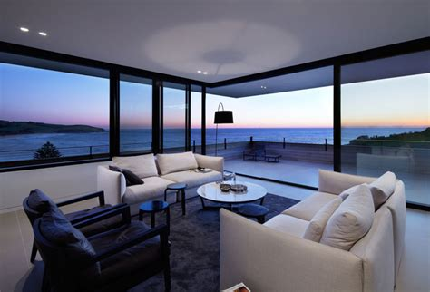 oceanview house plans contemporary beach house by smart design studio interiorzine