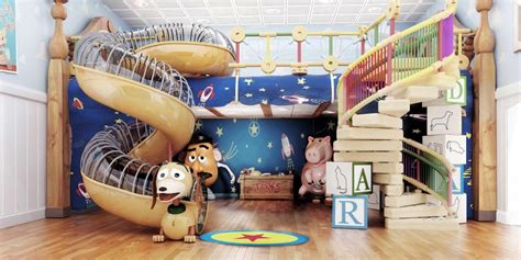 In Their Room by Interior Slides And Swings That Your Children Would To In Their Rooms
