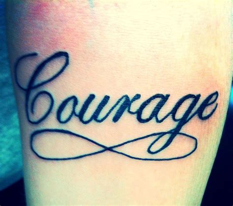 words to get tattooed on your wrist looking for a font to get the word courage on my
