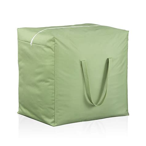outdoor cushion storage bag crate and barrel