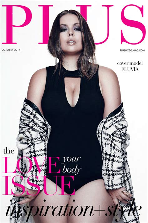 Fashion Designers Issue Model Guidelines by Plus Model Magazine October 2014