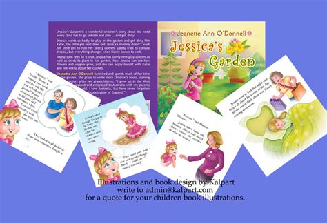 child book layout design book design and layout children caricature from photo