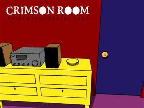 Crimson Room by Critical Gaming Network Puzzle Design Decoder