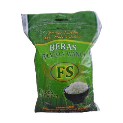 Alfamidi Beras Pandan Wangi 5kg fs pandan wangi beras 5 kg blibli