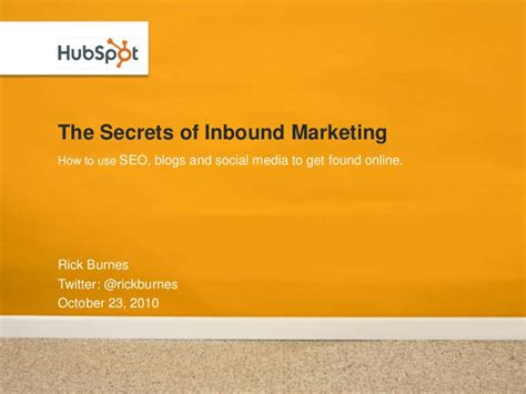 8 Advertising Tricks Of The Industry by The Secrets Of Inbound Marketing