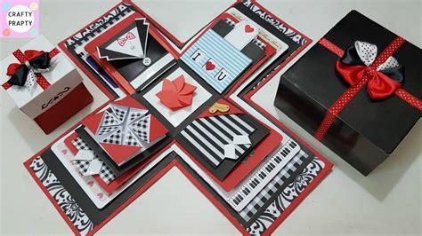 Exploding Box explosion box tutorial diy explosion box how to make