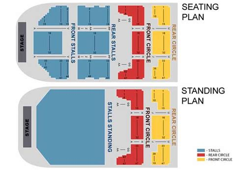 brixton academy floor plan ricky gervais at the o2 apollo manchester stage times