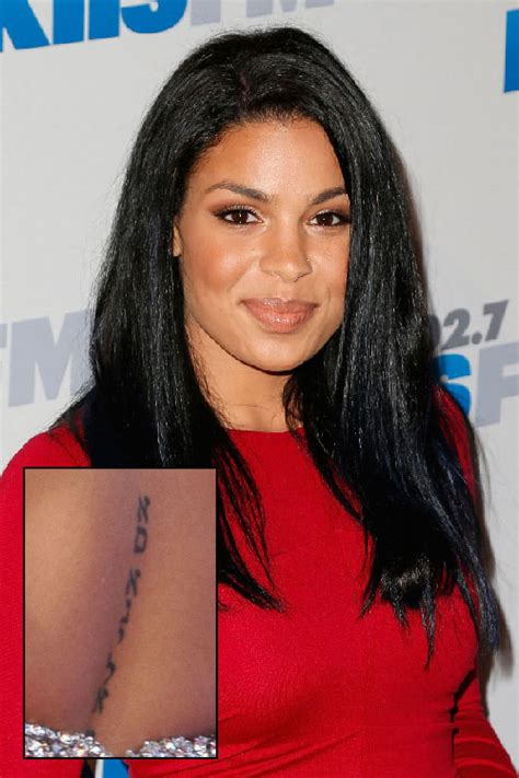 jordin sparks arm tattoo 11 non jewish celebrities and 2 jewish ones with hebrew