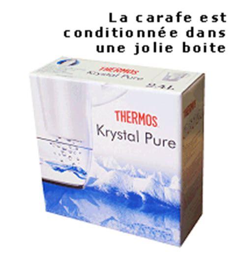 carafe brita 909 carafe filtrante 3 l marque thermos