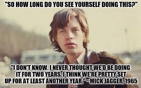 Rolling Stones Meme - mick jagger imgflip