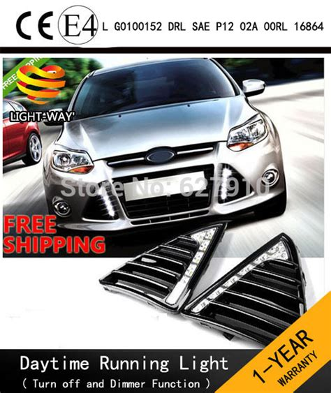 Disable Daytime Running Lights by Ford Focus 2012 Daytime Running Lights Uk
