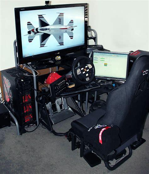 roccaforte gaming desk for sale joyloc clmaster gaming brackets simhq