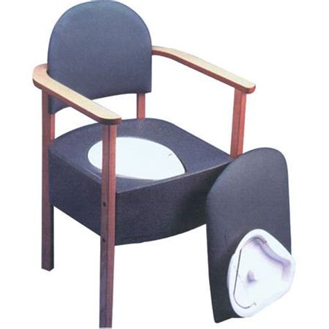 Bedside Toilet Chair by Commode Chair Uroanswers Products For Urinary
