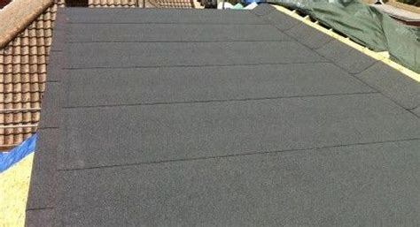 cost to install roof felt how to put felt on a flat roof 12 300 about roof