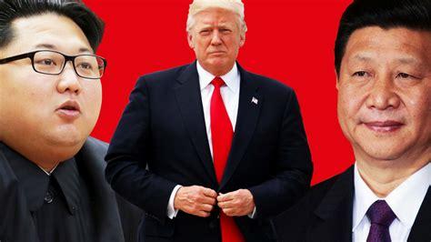 trump china north korea high noon in north korea is trump ready for war