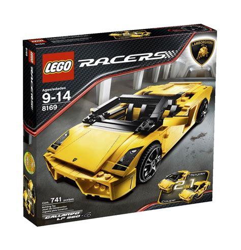 Lego Lamborghini Gallardo Lego Lamborghini Gallardo Lp 560 4 8169 Modular Brick