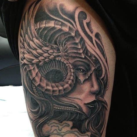valkyrie tattoo t pinterest