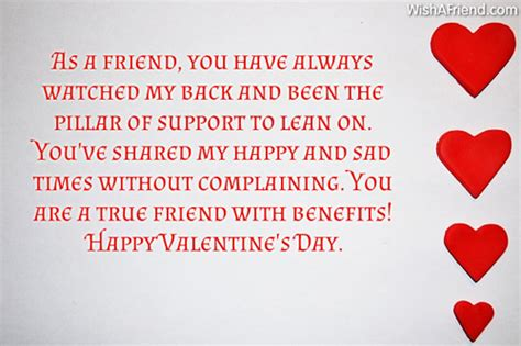 valentines card messages for friends valentines day messages for friends