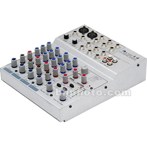 Daftar Audio Mixer Alto alto l6 6 channel audio mixer l 6 b h photo
