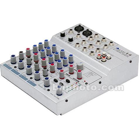 Mixer Audio Alto alto l6 6 channel audio mixer l 6 b h photo