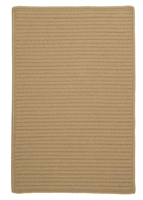 Colonial Rug by Colonial Mills Simply Home Solid H330 Cuban Sand Area Rug
