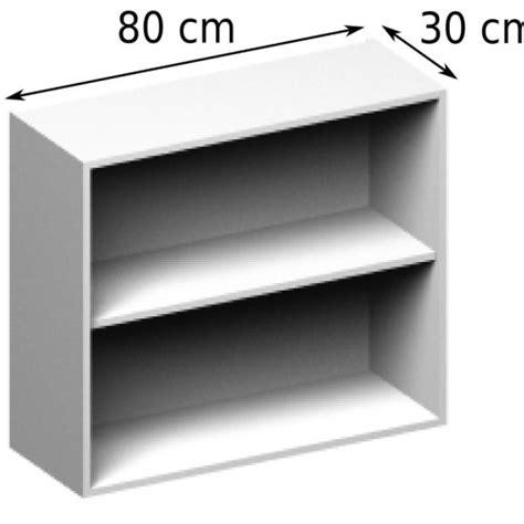 meuble cuisine 80 cm largeur meuble caisson haut largeur 80 vial menuiserie