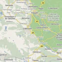 Grafenwoehr Germany Map by Location And Directions To U S Army Garrison Grafenwoehr