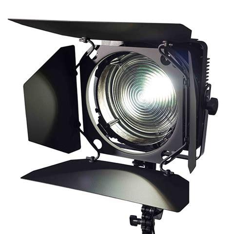 Fresnel Light by Zylight To Showcase New F8 Led Fresnel At Nab 2013