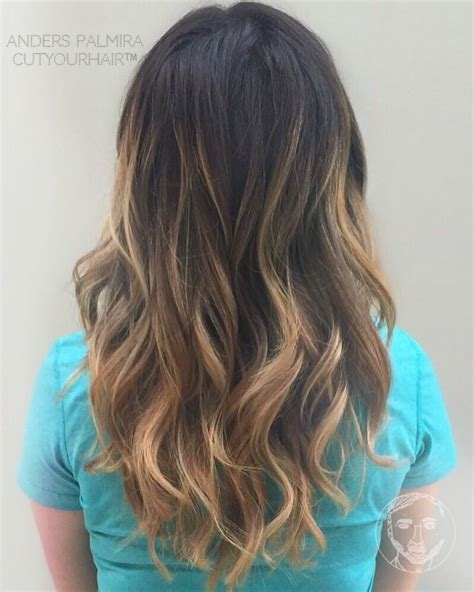 wavy lob haircut tutorial 17 best images about hair style on pinterest long blonde