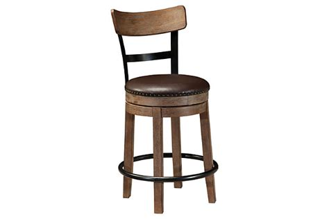 bar stools store pinnadel counter height bar stool ashley furniture homestore