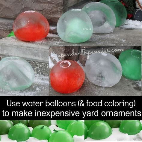 cool things to do with food coloring best 25 frozen water balloons ideas on color