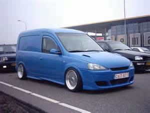 Modified Vauxhall Combo Pictures On Modified Corsa C Combo Corsa Sport For