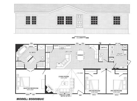 home floor plans oregon 30 best mobile home floor plans images on pinterest