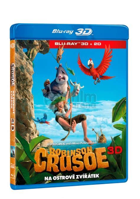 film blu ray 3d robinson crusoe 3d 2d blu ray 3d