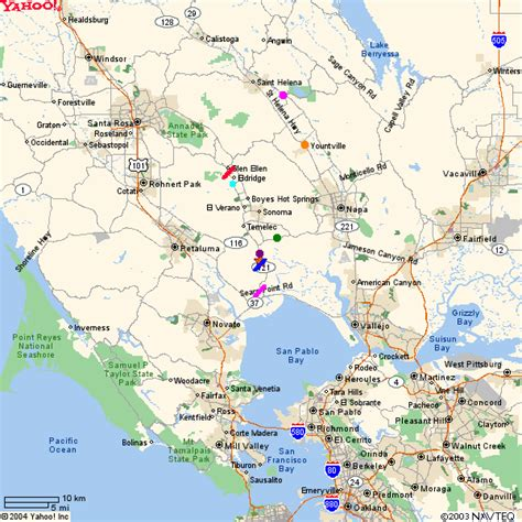 san francisco napa map ania s wine tour ideas san francisco and bay area