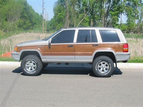 jeep zj 4 inch lift zj 4 5 quot lift kit iron rock road