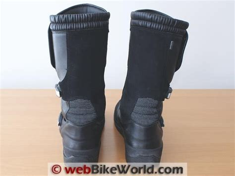 Bmw Motorrad Santiago Boots by Bmw Santiago Boots Review Webbikeworld