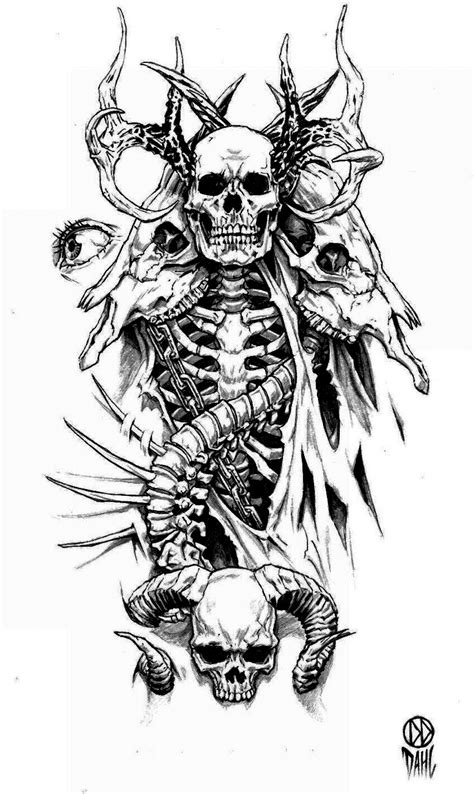 tattoo design by danieldahl on deviantart