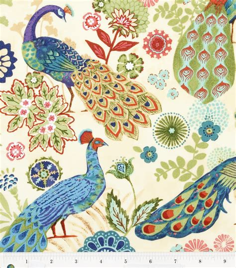 Keepsake Quilting Fabric by Keepsake Calico Fabric Royal Peacock At Joann