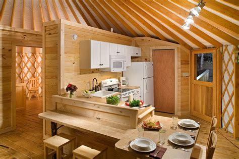 kitchens and interiors yurt interiors pacific yurts