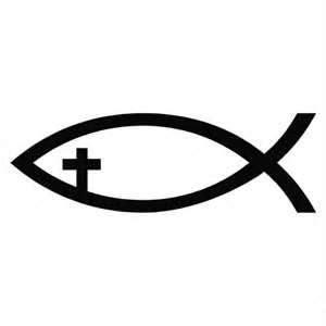 cross tattoo with jesus fish 1000 ideas about jesus fish tattoos on pinterest fish