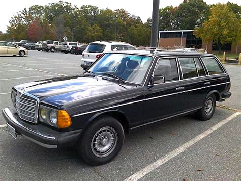 1984 Mercedes 300td Wagon by Sold Longroof 1984 Mercedes 300td Mint2me