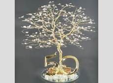 50th Anniversary Cake Topper or Centerpiece by byapryl on Etsy